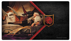 A Game of Thrones LCG: 2nd Edition - The Mother of Dragons Playmat fantasy flight